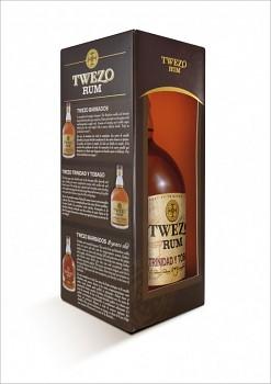 TWEZO TRINIDAD TOBAGO 40% 0,7l (karton)