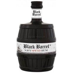 A.H.RIISE BLACK BARREL 40% 0,7l (karton)