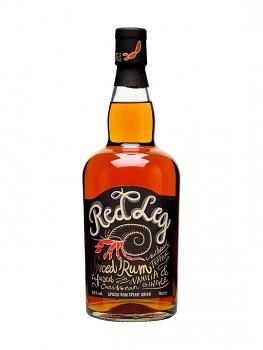 REDLEG SPICED RUM 0,7l 37,5%obj.