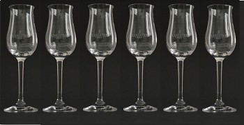 SKLENICKY GLASSES PLANTATION PACK 6KS