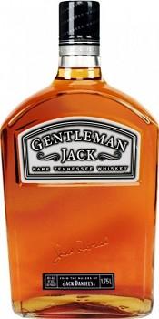 JACK DANIEL'S GENTLEMAN JACK 0,7l 40%