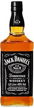 JACK DANIEL'S        1l      40%