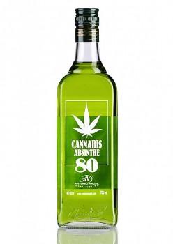 TUNEL Absinth  Cannabis          0,7l 70% vol.