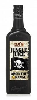 TUNEL Absinth Orange Jungle Juice          70 cl 30 % vol.