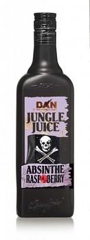 TUNEL Absinth Raspberry Jungle Juice      70 cl 30 % vol.