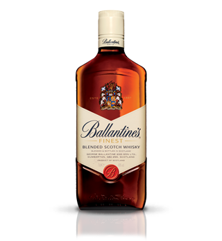 Ballantines Finest Blended Scotch Whisky       1L 40%