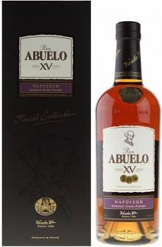 ABUELO XV NAPOLEON 0,7l 40% obj.
