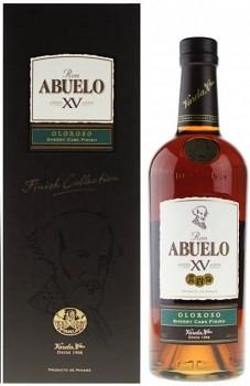 ABUELO XV OLOROSO 0,7l     40%