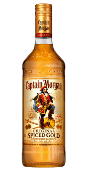 CAPTAIN MORGAN  SPICED   1l  35%