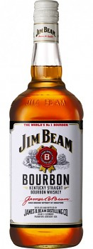 Jim Beam Bourbon                                        1 L 40 %