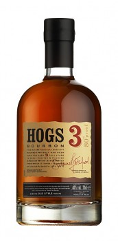 Hogs 3 Kentucky Bourbon                  0,7 L 40%