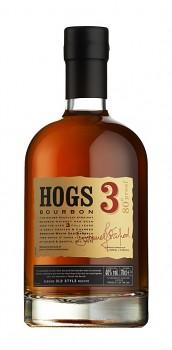 HOGS BOURBON 0,7 40%