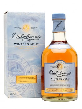 Dalwhinnie Single Malt Whisky Winters Gold    0,7 l 43%