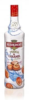 Smirnoff Vanilla Twist Vodka                          1L 35 %
