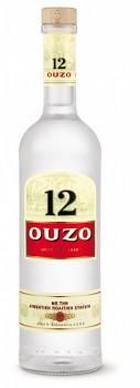 OUZO 12 0,7l                38%