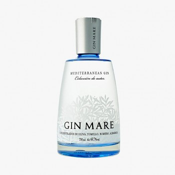 Gin Mare                                                   70 cl 42,7%