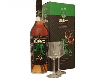 MALTECO 15y + 2x sklo 0,7l 41,5%
