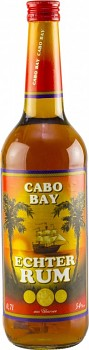 CABO BAY GOLD RHUM 0.7L  54%