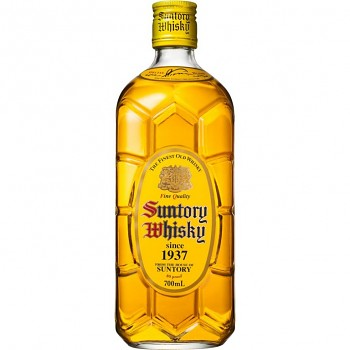 Suntory Kakubin Regular Yellow               40% 0,7l