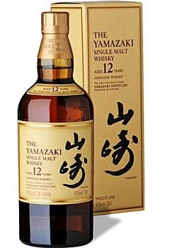 Suntory Yamazaki 12 yo                           43%  0,7l
