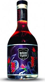 Mauritius Rom Club Sherry Spiced              40%  0,7l