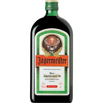 JAGERMAISTER 0,35l          35%