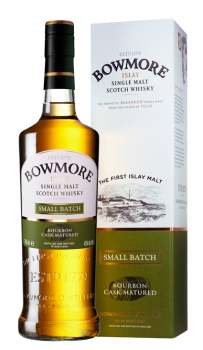 Bowmore Small Batch Isley              0,7 l   40%
