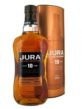 ISLE OF JURA 10YO 0,7l 40% GB