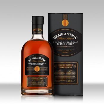 Grangestone Single Malt Whisky NAS Bourbon Cask 0,7L 40% alk.