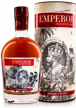 EMPEROR SHERRY CASK 40% 0,7l (tuba)