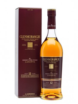 GLENMORANGIE 12Y LASANTA 0,7l 43%