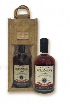 Contadora 15yo Rum                              0,7L 40%
