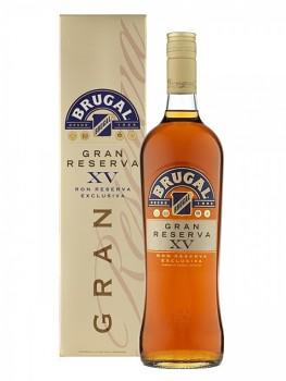 BRUGAL XV RESERVA EX.  1l 38%