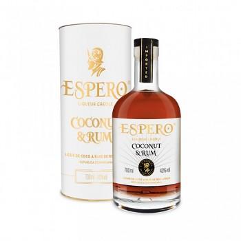 ESPERO CREOLE COCONUT & RUM 0,7l 40%