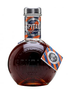 SPYTAIL BLACK GINGER 0,7l   40%