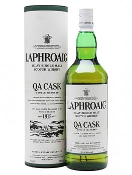 LAPHROAIG QA CASK DOUBLE 1l  40%