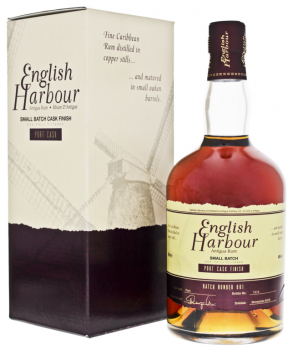 ENGLISH HARBOUR PORT CASK 0,7l 46%