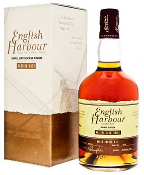 English Harbour Small Batch Madeira Cask   0,7L 46%