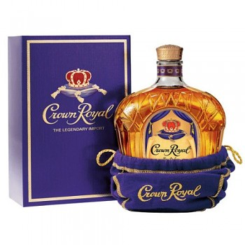 CROWN ROYAL CANADIAN WHISKEY 1l 40%