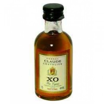 CLAUDE CHATELIER XO 0,05l mini 40%