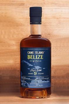 CANE ISLAND BELIZE 9YO 0.7l 43%