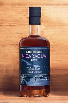 CANE ISLAND NICARAGUA 12YO 0.7l 43%