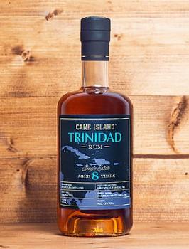 CANE ISLAND TRINIDAD 8YO 0.7l 43%