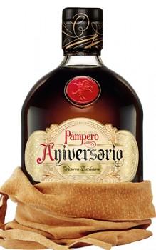 PAMPERO ANIVERSARIO 0,7l 40%obj.kůže