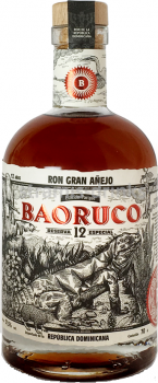 BAORUCO 12YO PARQUE 0,7l      37,5%