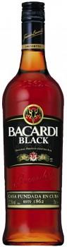 BACARDI BLACK CARTA NEGRA 0,7l 37.5%