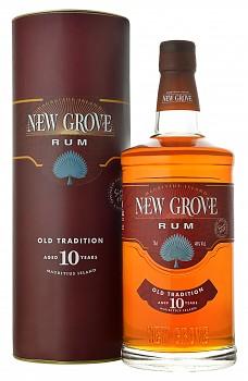 NEW GROVE 10YO OLD TRADITION 40% 0,7l