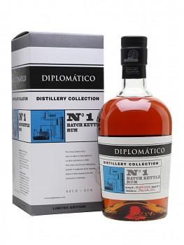 DIPLOMATICO No.1 BATCH KETTLE 47% 0,7l
