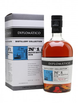 DIPLOMATICO No.1 BATCH KETTLE 0,7l 47%
