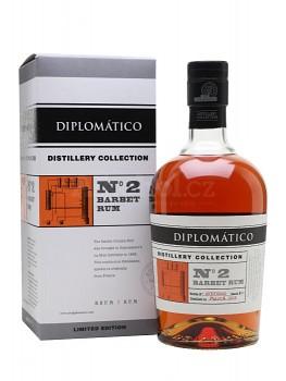 DIPLOMATICO No.2 BARBET COLUMN 47% 0,7l